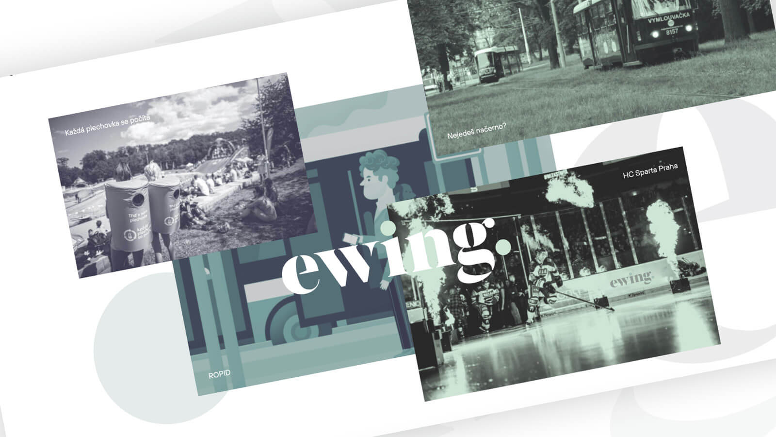 A Brand New Look for Ewing